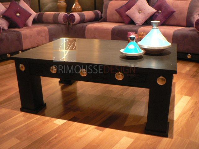 Table basse assilio1 - Table rehaussable but ...
