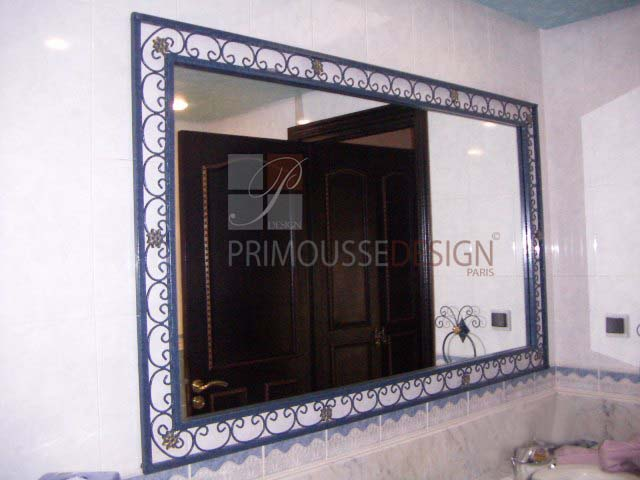 console et miroir miroir sdb. Black Bedroom Furniture Sets. Home Design Ideas