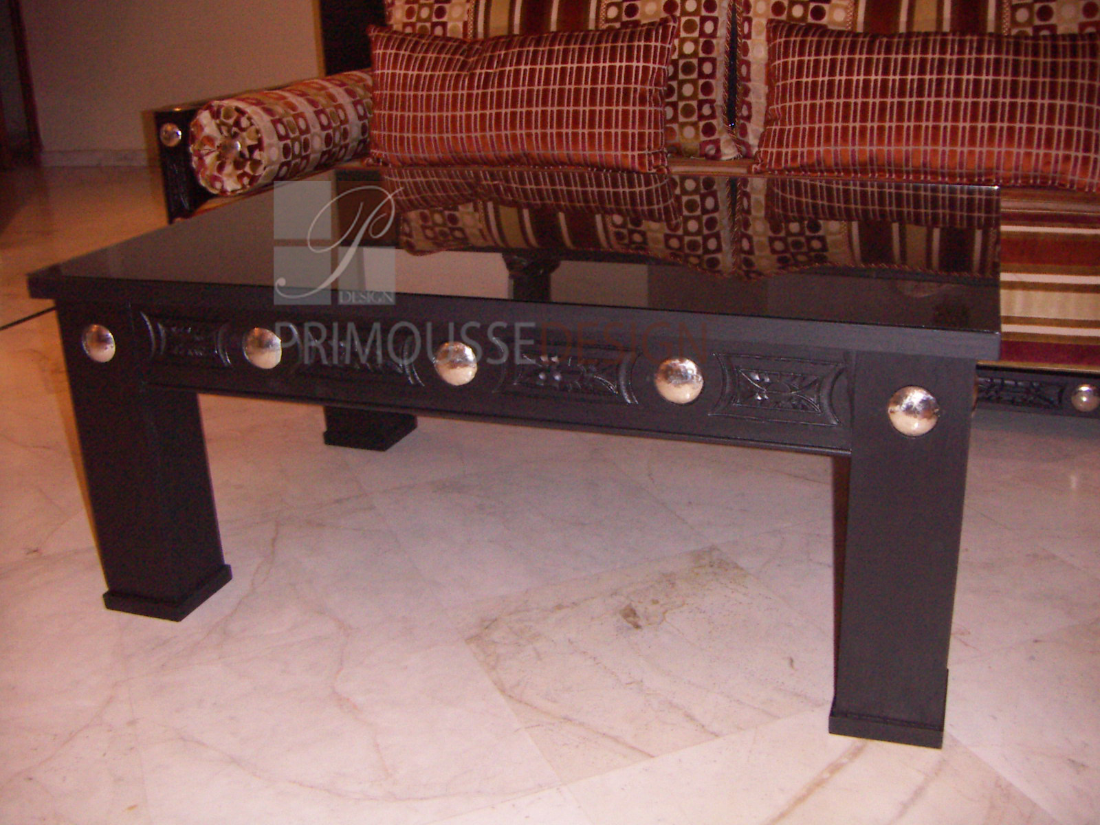 Table Salon Marocain Table Basse Salon Marocain Table