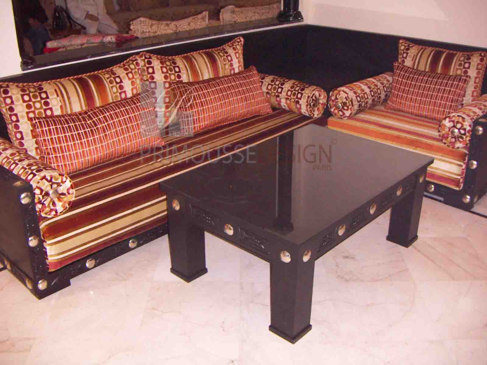 Title Salon Marocain Design Picture to Pin on Pinterest